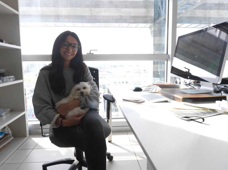 Elisa Demarchi Coworking Venezia Marghera