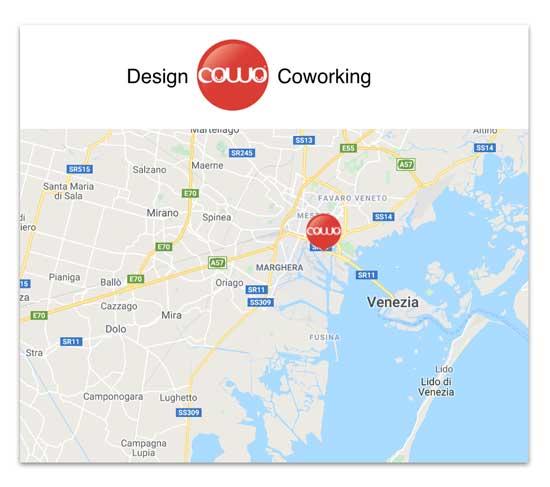 Design Coworking a Venezia Marghera